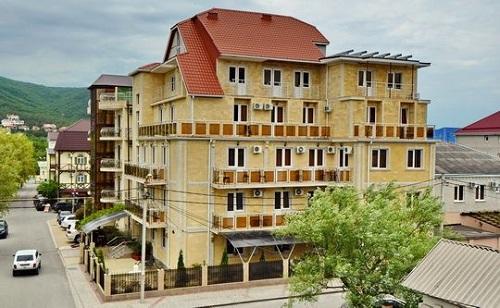 Гостевой дом «Лакис» п.Кабардинка