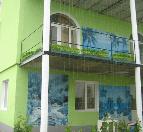 Гостевой дом «Династия» Береговое