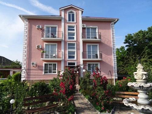 Гостиница «Розовый домик» Коктебель