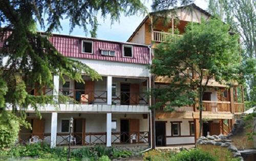 Гостиница «Виктория» Сатера (Большая Алушта)