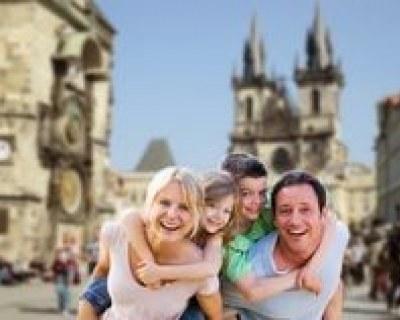 Отдых с детьми в Праге- посещение излюбленных туристами мест вместе с семьей