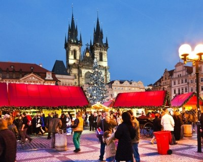 Отпуск в Праге