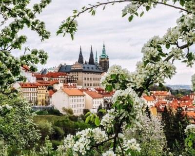 Прага весной-отдых цены и погода.