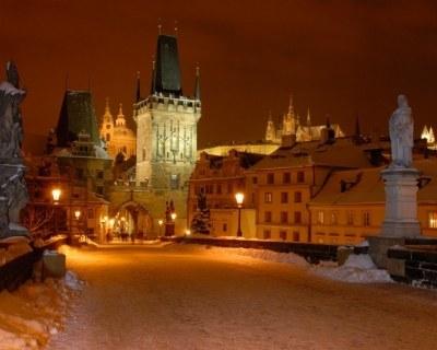 Прага в декабре-отдых цены и погода.