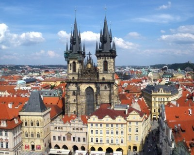 Прага в июле-отдых цены и погода.
