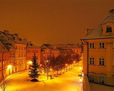 Прага в ноябре-отдых цены и погода.