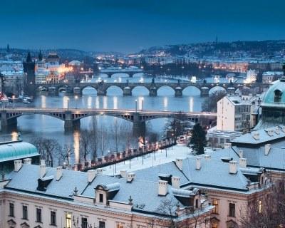 Прага зимой-отдых цены и погода.