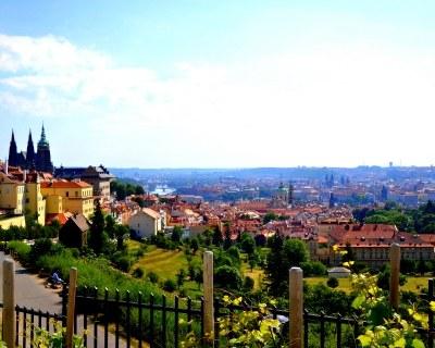 Прага летом-отдых цены и погода.