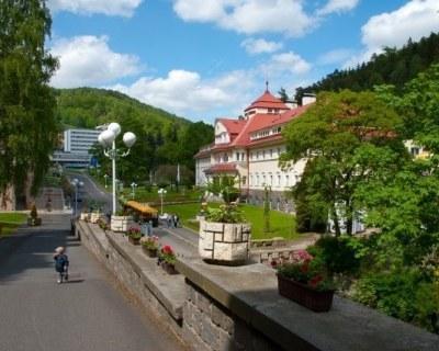 Чехия с посещением и отдыхом в Яхимов