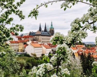 Погода в Чехии в апреле и стоимость отдыха