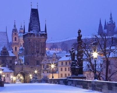 Погода в Чехии в декабре и стоимость отдыха