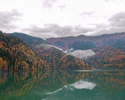 Отдых в Абхазии в ноябре