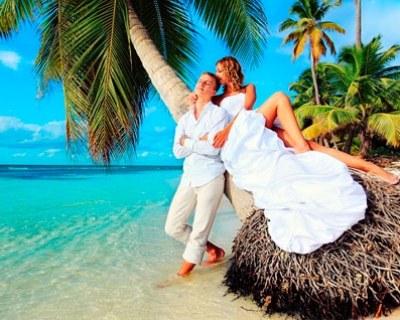 """Свадебное путешествие - самое романтичное путешествие в вашей жизни от турфирмы """"Туры Здесь"""""""