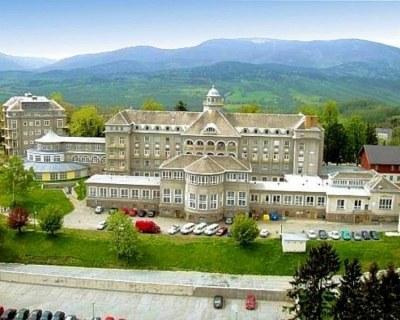 Лечение на курорте Есеник в Чехии