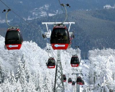 Отдых на горнолыжных курортах Крыма