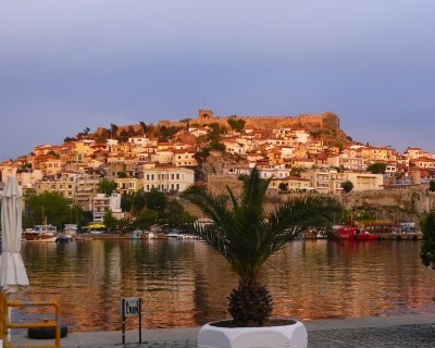 Путешествие по Греции: город Кавала