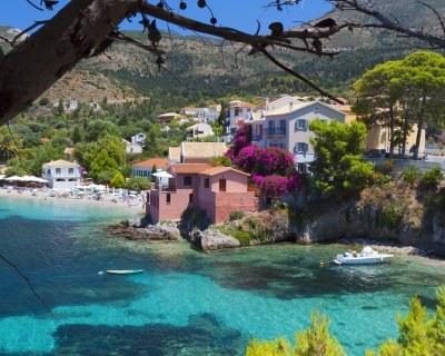 Путешествие на остров Кефалония