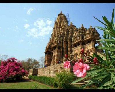 Отдых в Индии весной