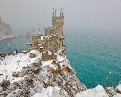 Туры на новогодние каникулы в  Крым