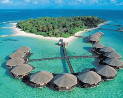 Мальдивы зимой- отдохните в райском уголке.