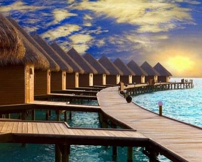 Отдых на Мальдивских островах — экзотика от«ТурыЗдесь»