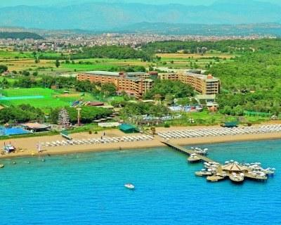 Пляжный отдых в Сиде у самого моря