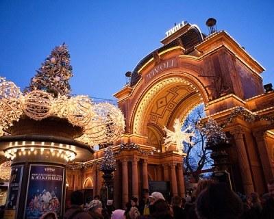 Туры и путевки на Новый год в Данию