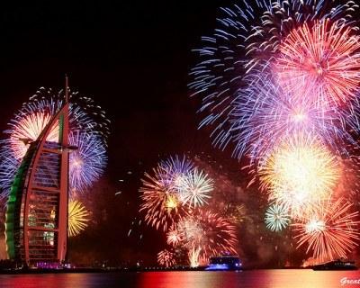 Отдых на Новогодние праздники в Объединенных Арабских Эмиратах