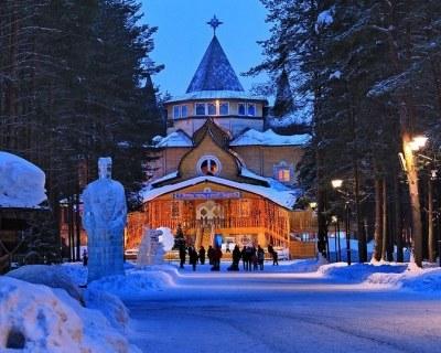 Туры и путевки на Новогодние праздники в России