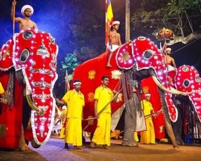 Новый год в Шри Ланка