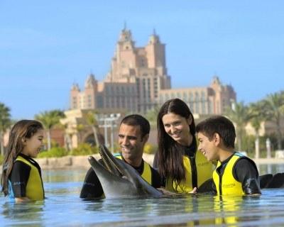"""Отдых всей семьей в Арабских Эмиратах- цены на путевки с детьми в турагентстве """"Туры Здесь"""""""