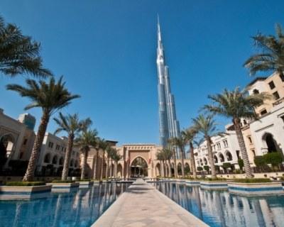 Отдых в Арабских Эмиратах в октябре- цены и погода