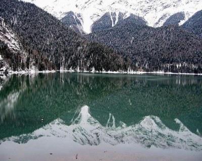 Отдых в Абхазии в январе