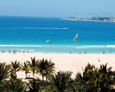 Пляжи арабских  Эмиратов — лучшие в мире