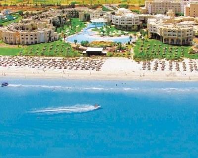 Белые песчаные пляжи Туниса