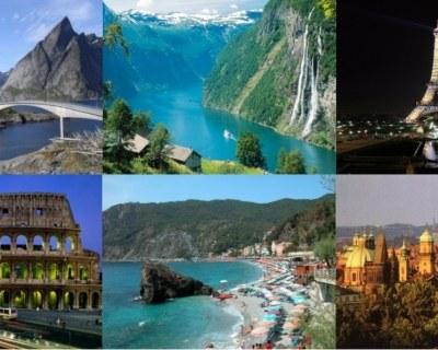Поездки по странам мира