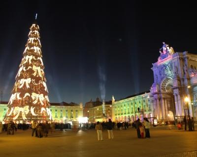 Новогодние туры в Португалию