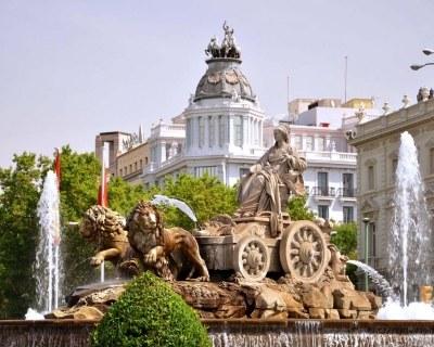 Путешествия в Испанию
