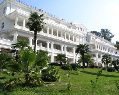 Отдых с пользой для здоровья в санаториях Сочи- лечение в лучших здравницах курорта.