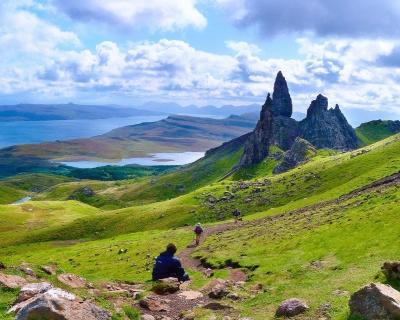 Отдых в Шотландии