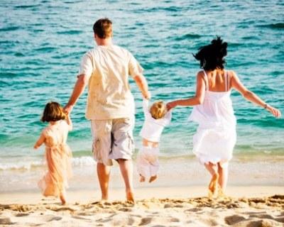 Семейные отдых сдетьми