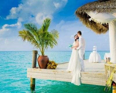 Свадебные туры и путешествия на Мальдивы