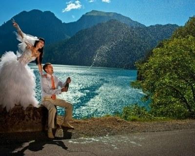 Свадебные туры в Абхазию