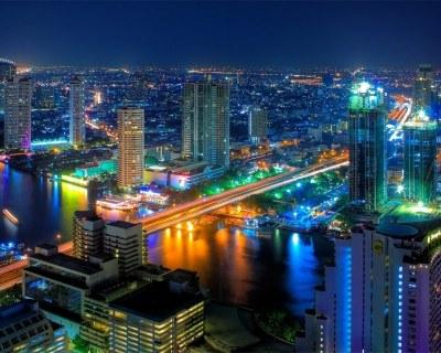 Бангкок- крупнейший мегаполис на Юго-восточном побережье Азии- Культурный центр Таиланда