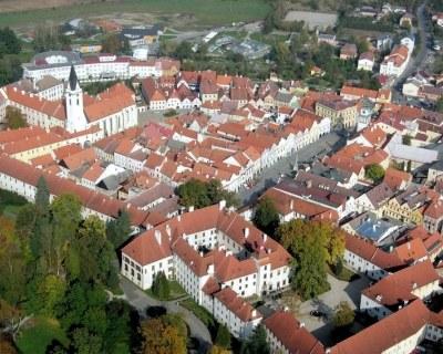 Отдых в Чехии в Тршебонь