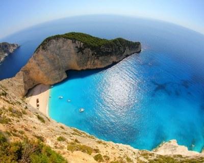 Путешествие на Закинф (Греция)